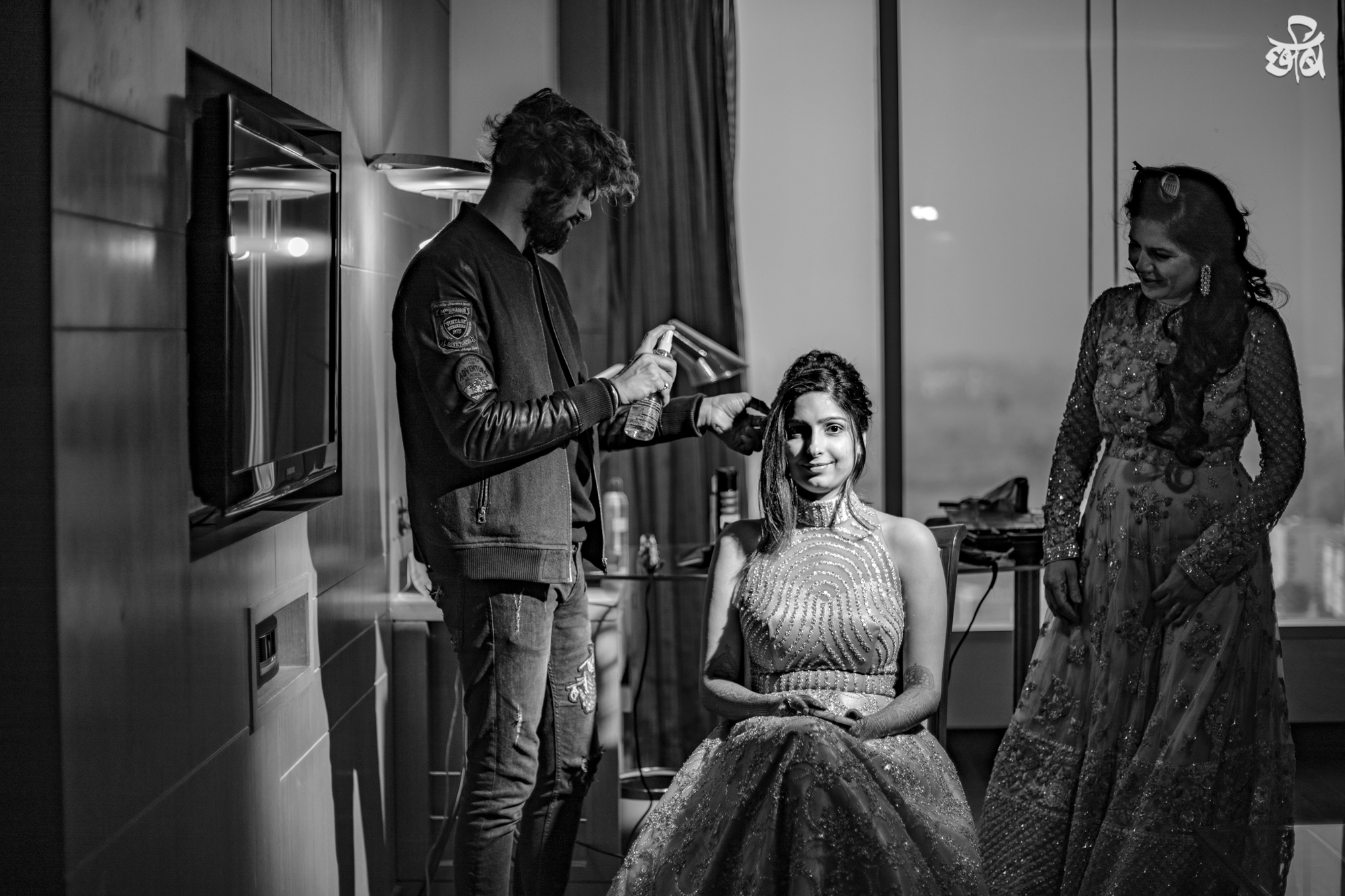 Getting Ready Photography