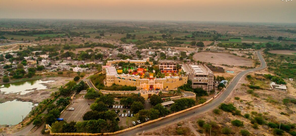 Drone Photography in Rajkot